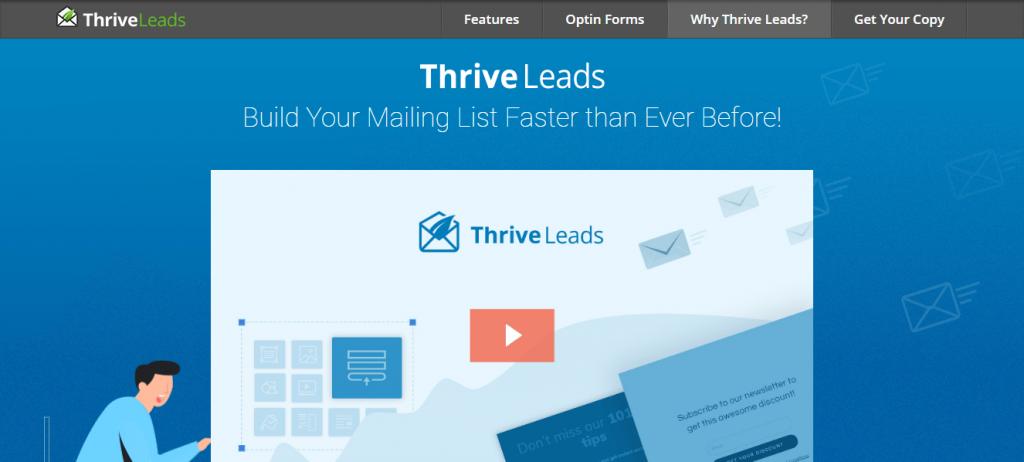 Thrive Leads Tutoriel : Le Plugin De Construction De Liste Ultime Pour WordPress, SEO MANIAK